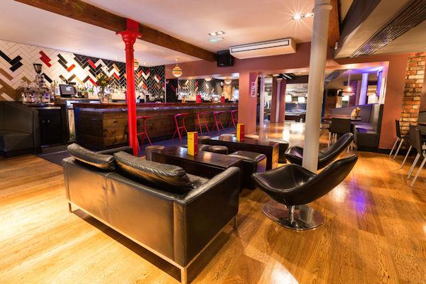 Northern Quarter Bars - Blackdog Ballroom