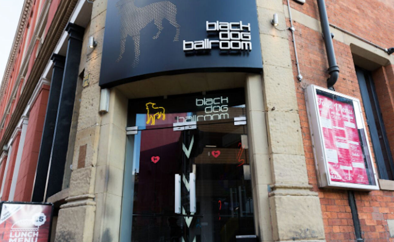 Black Dog Ballroom NQ