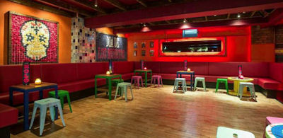 Sports bars in Manchester - Black Dog Ballroom NWS