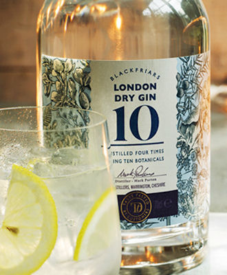 Sainsbury's Blackfriars Gin