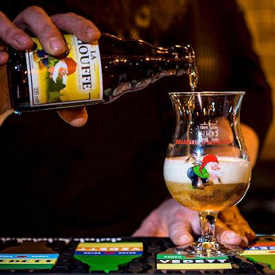 Belgian Beer Bar Manchester ~ Bock Biere Cafe Manchester