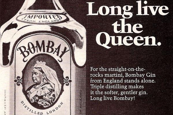 Original Bombay London Dry Gin