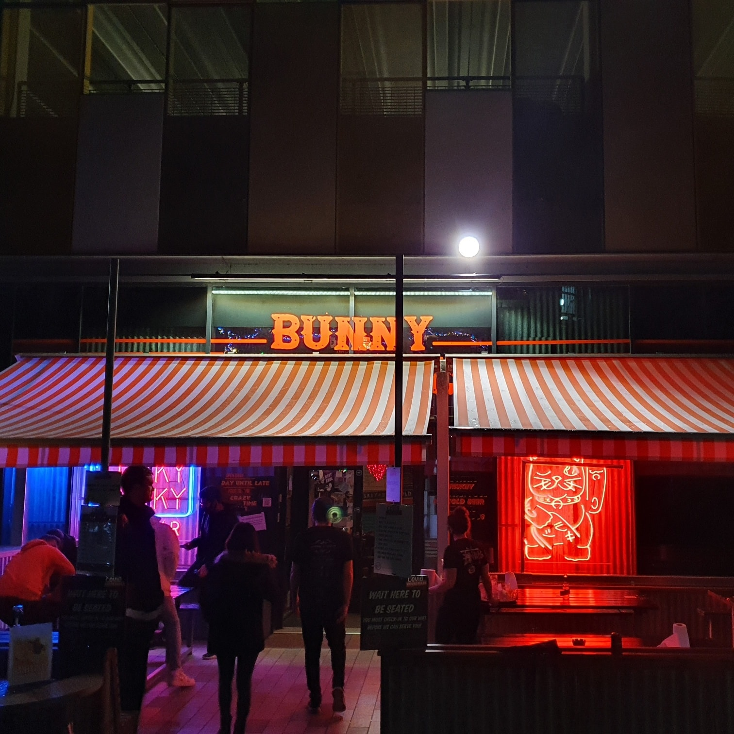 Manchester Bars - Bunny Jacksons