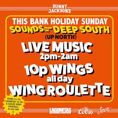 First Street Manchester Bars ~ Bunny Jackson's