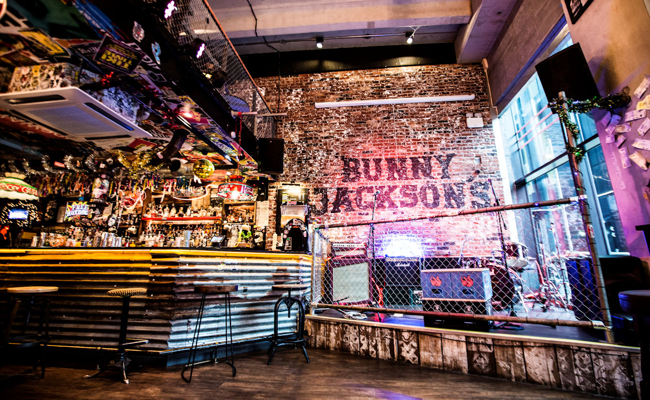 Bunny Jackson's ~ First Street Manchester