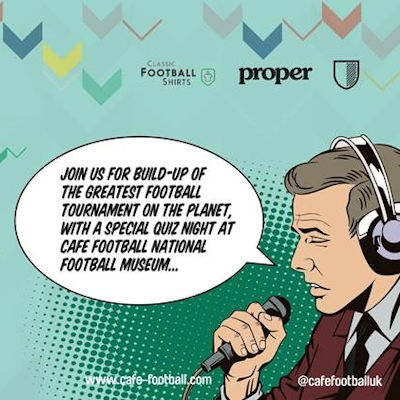 Cafe Football NFM