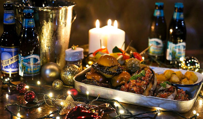 Christmas 2018 Offers Restaurants in Manchester - Lock 91