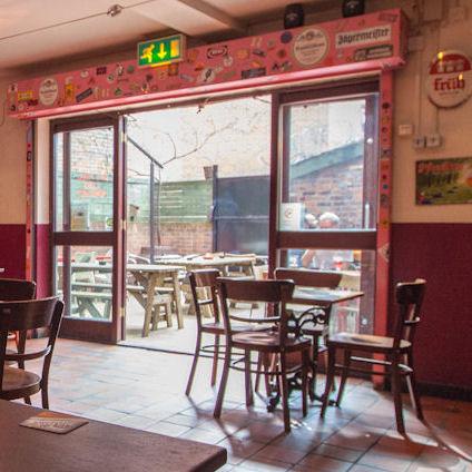 Manchester Bars - Cask Manchester