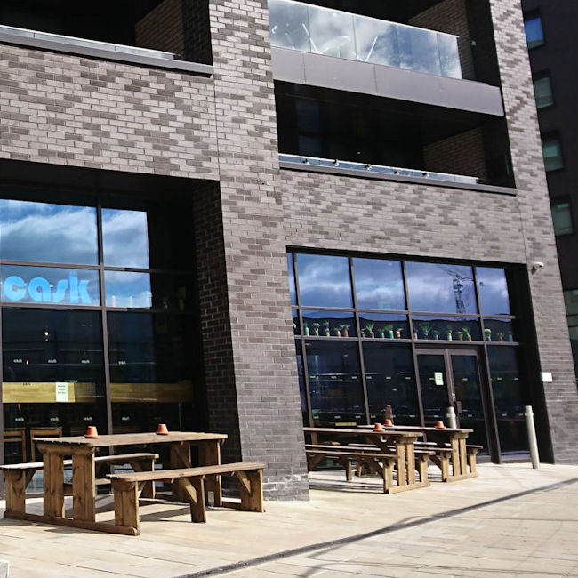 Manchester Bars - Cask Ancoats