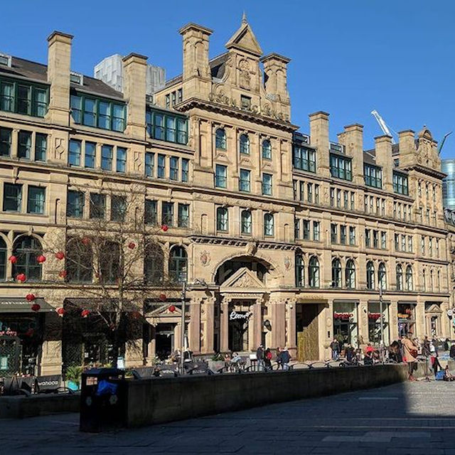 Manchester Bars - The Corn Exchange Manchester