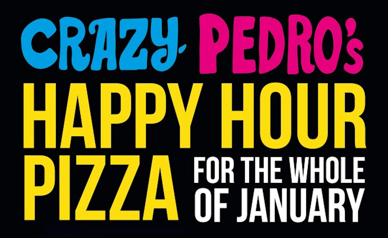 Crazy Pedro's Part Time Pizza Parlour Manchester