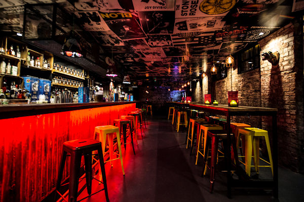 Manchester Northern Quarter Bars - Crazy Pedros NQ