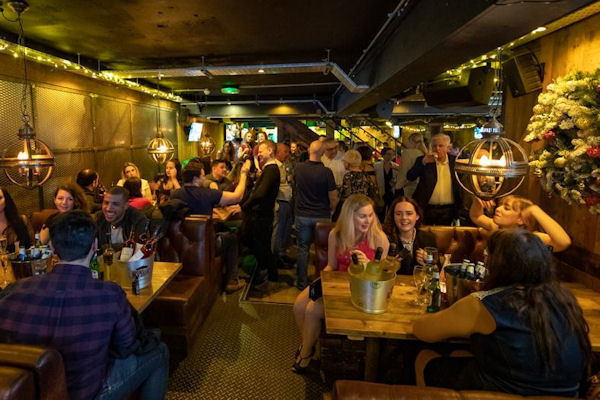 Bars in the Northern Quarter Manchester - Dive