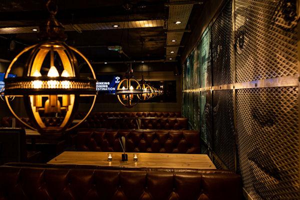 Manchester Bar Offers - Dive