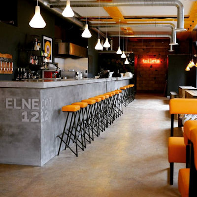 Northern Quarter bars - Elnecot