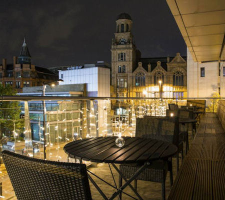 Best Bars In Manchester ~ Epernay