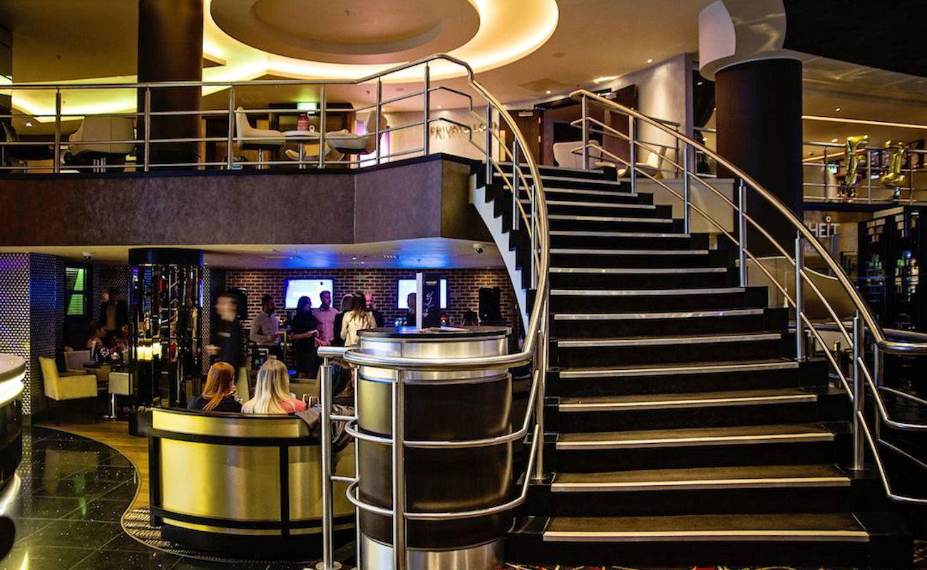 Fahrenheit Bar Spinningfields Manchester
