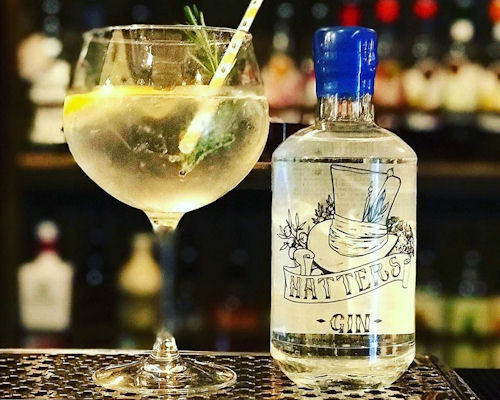 Hatters Stockport Gin