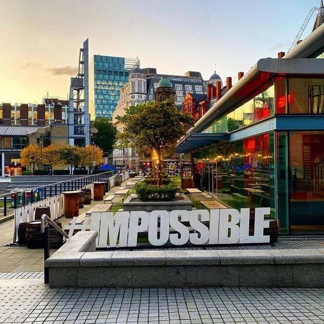 Manchester Bars - Impossible Manchester