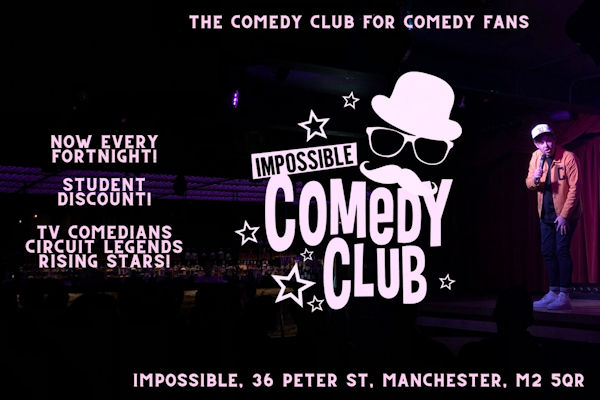 Manchester Bars - Impossible Bar