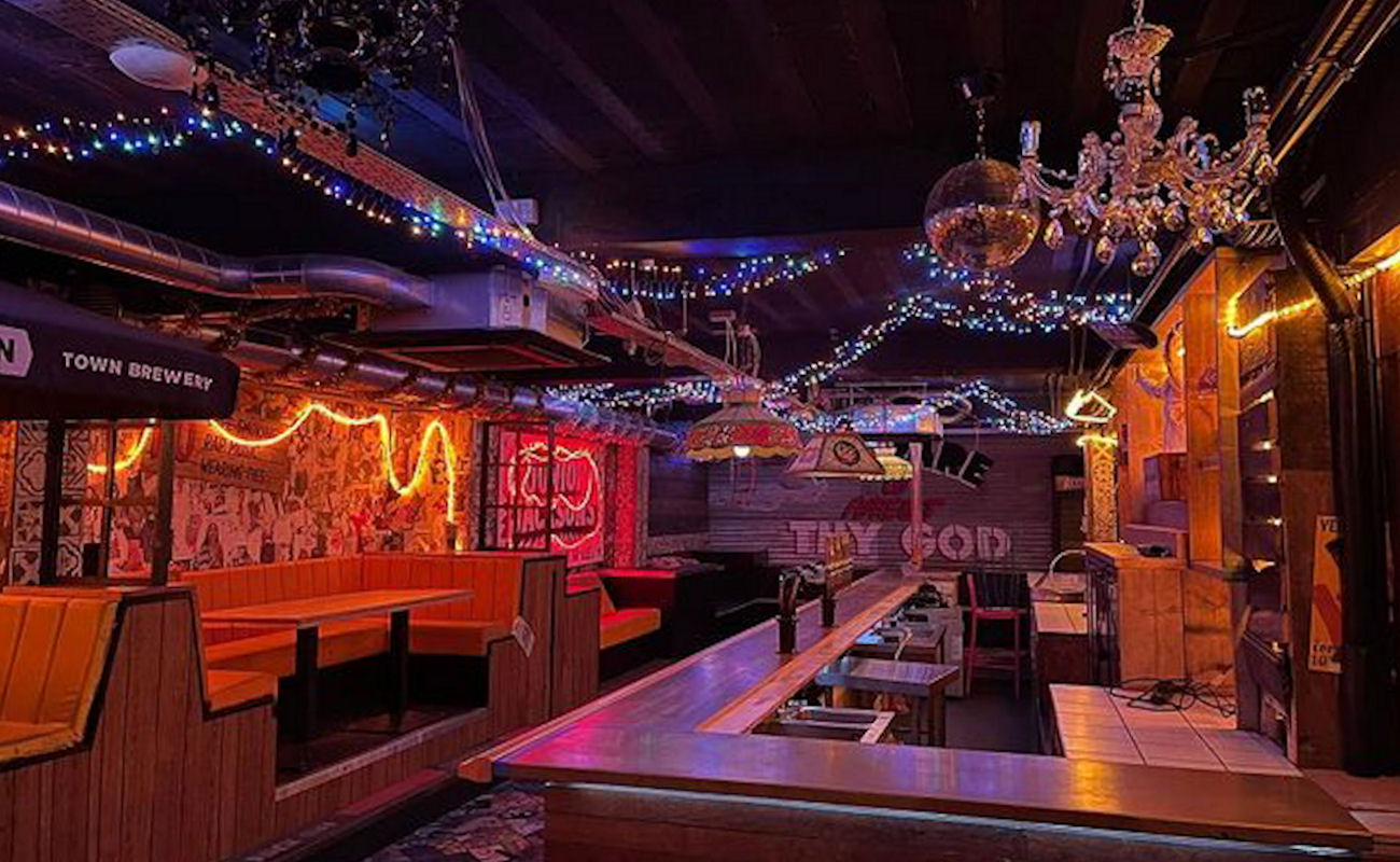 Junior Jackson's Bar Manchester