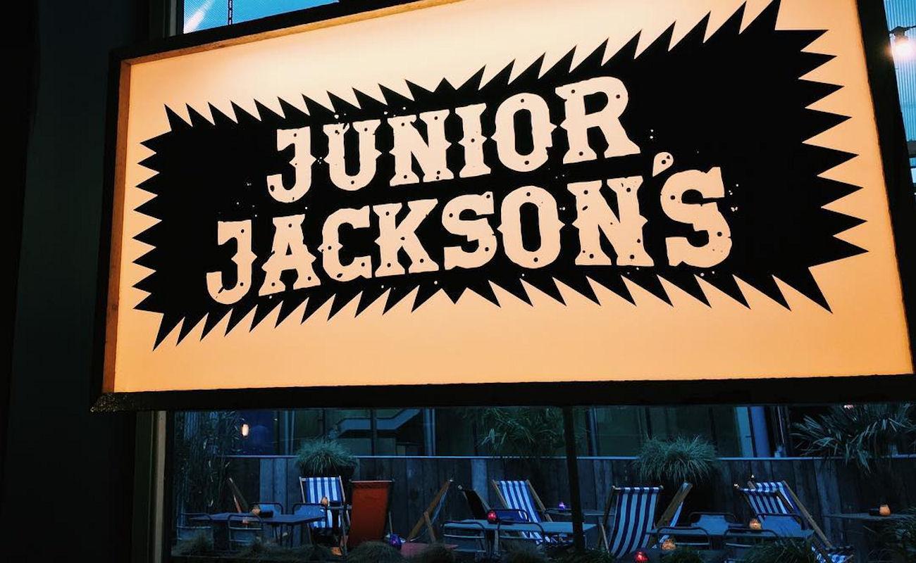 Junior Jacksons Bar Manchester