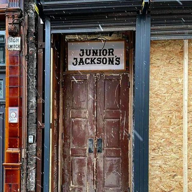 Junior Jacksons Manchester