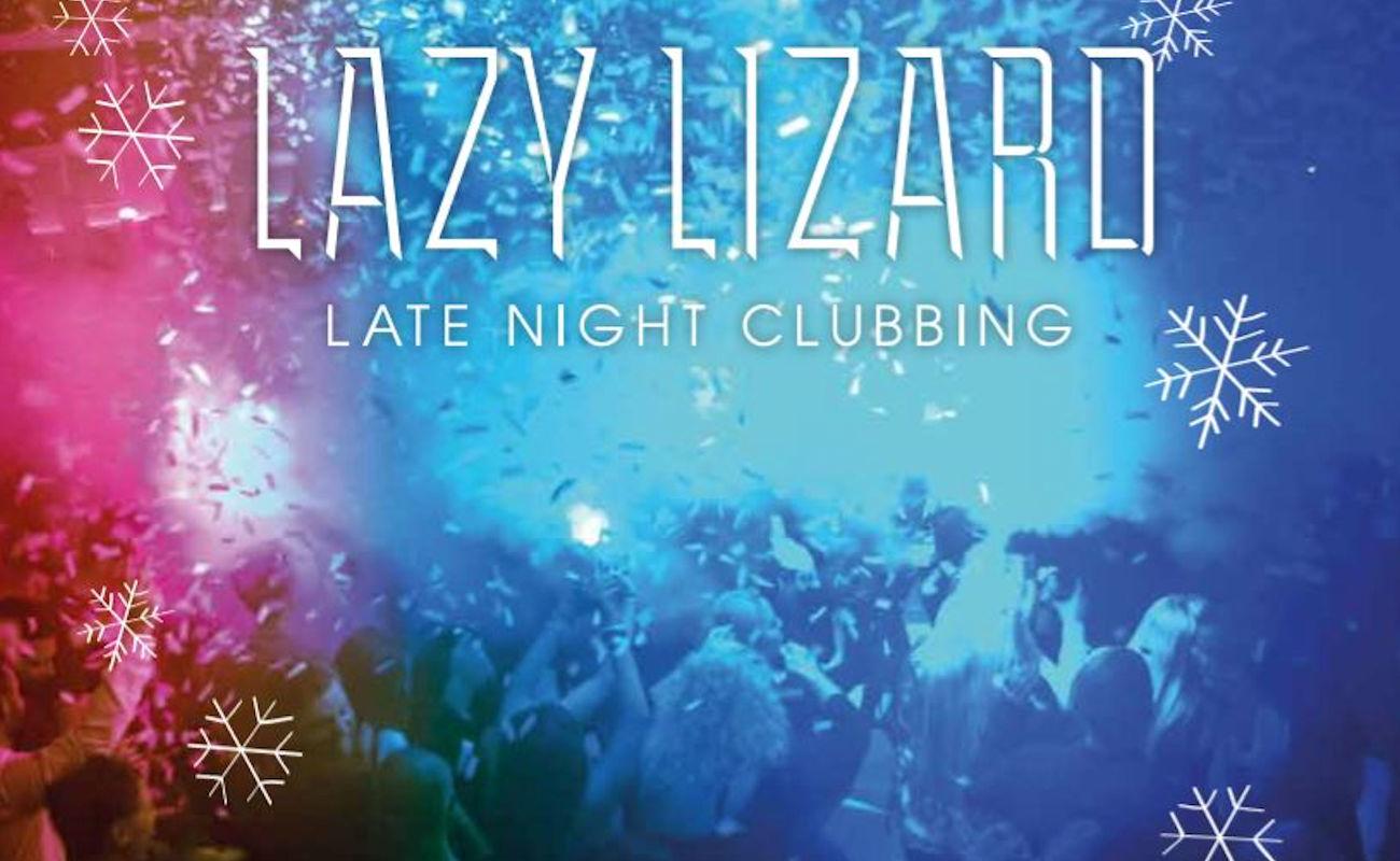 Lazy Lizard Manchester