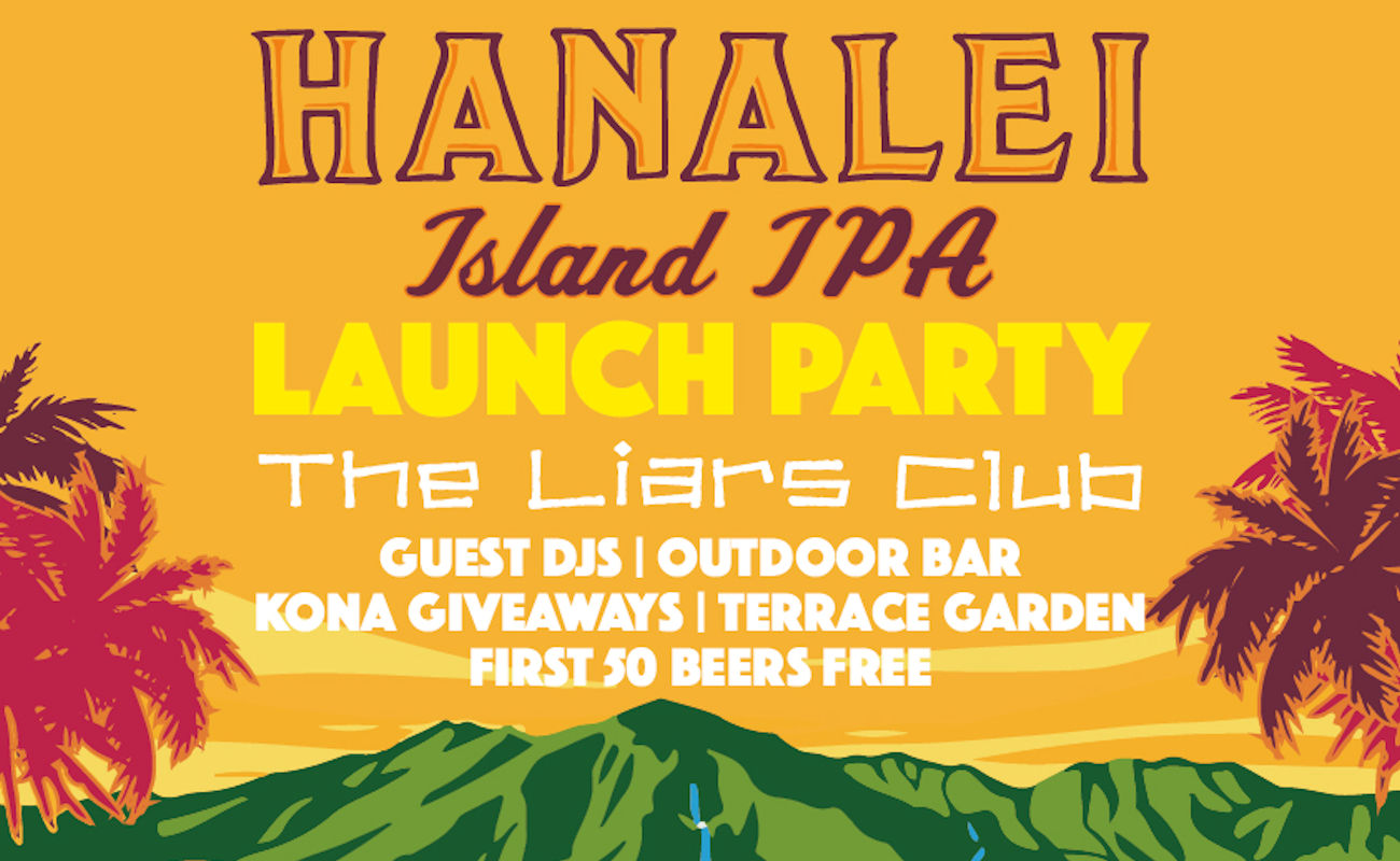 The Liars Club - Hanalei Island IPA