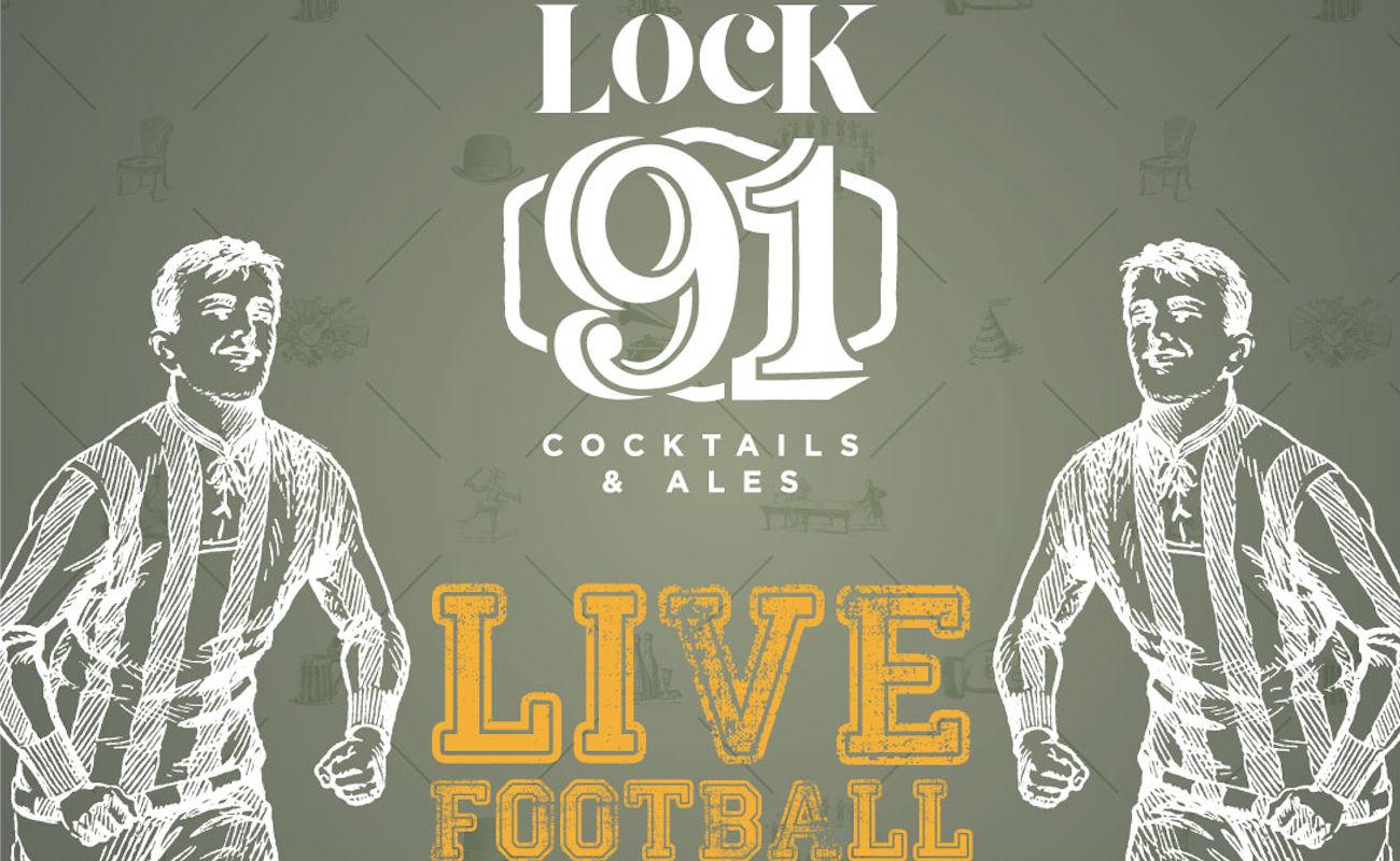 Lock 91 Manchester