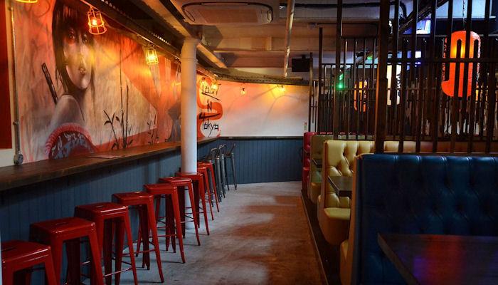 Northern Quarter Bars - Lost In Tokyo