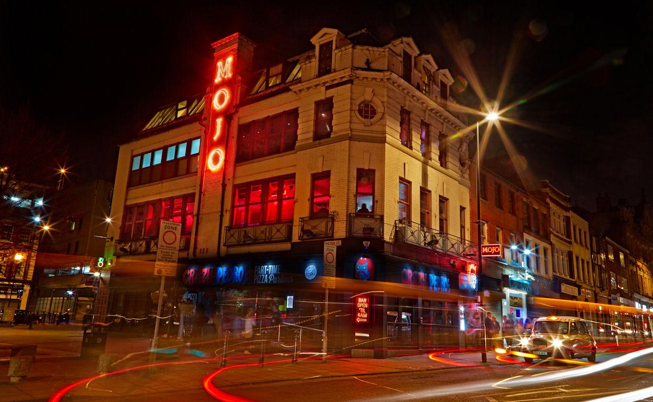 Manchester Bars offer ~ Mojo Manchester