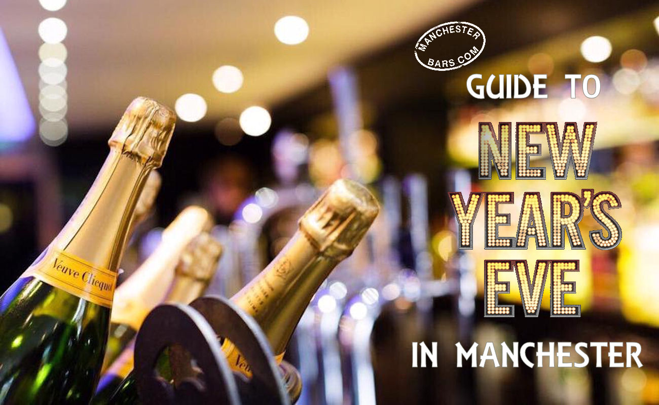New YEar's Eve in Manchester Bars