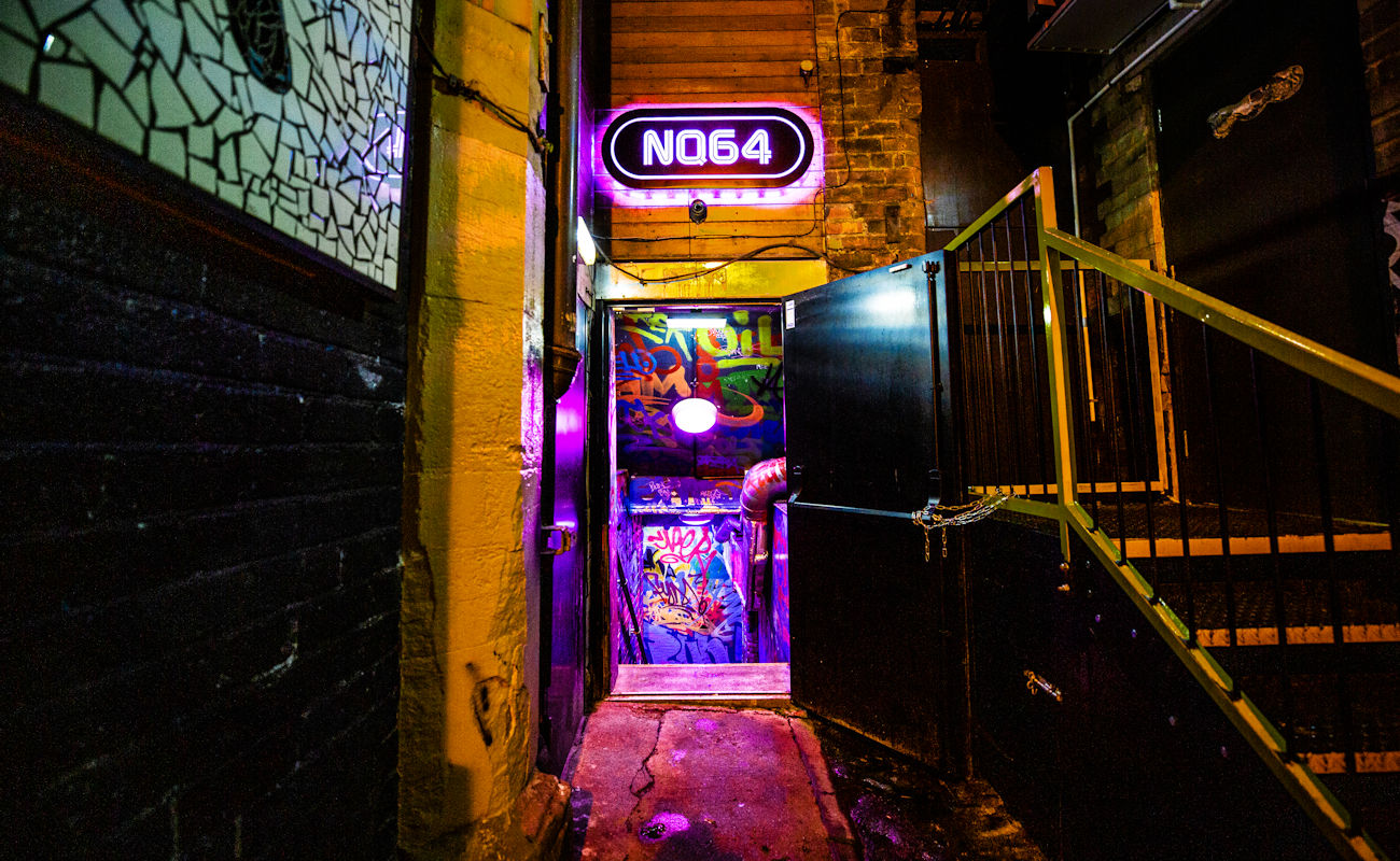 Manchester Bar news ~ NQ64