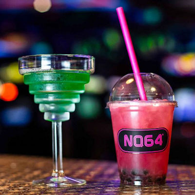 Manchester Northern Quarter Bars - NQ64