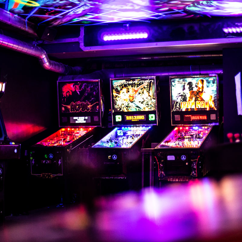 Manchester Bars - NQ64 Manchester