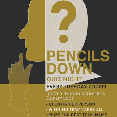 Northern Quarter Bars - The Pen & Pencil