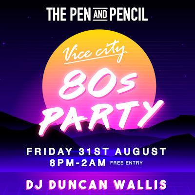The Pen & Pencil