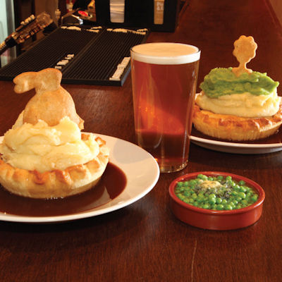Northern Quarter Sports Bars - Pie & Ale