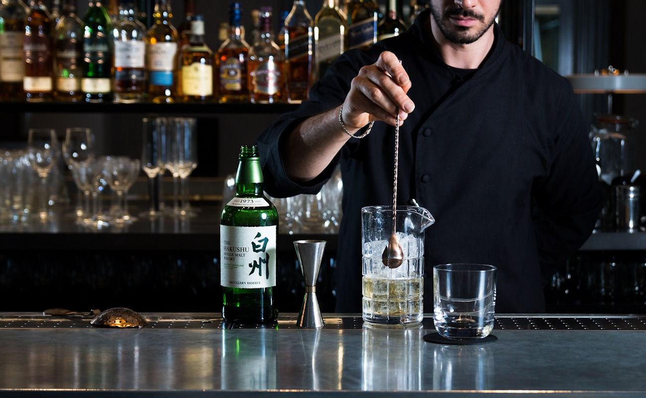 Cocktail masterclasses Manchester - Rikyu Bar
