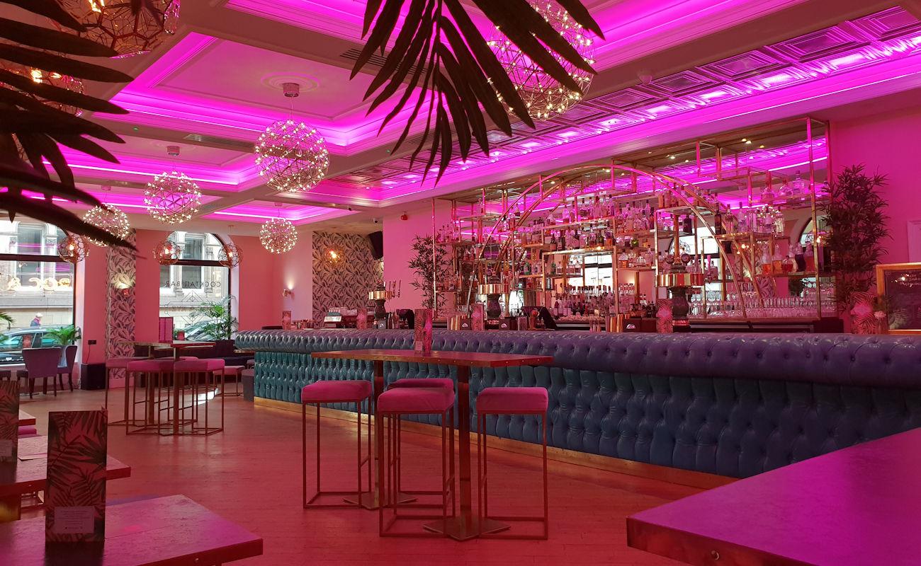 Roc & Rye Bar Manchester