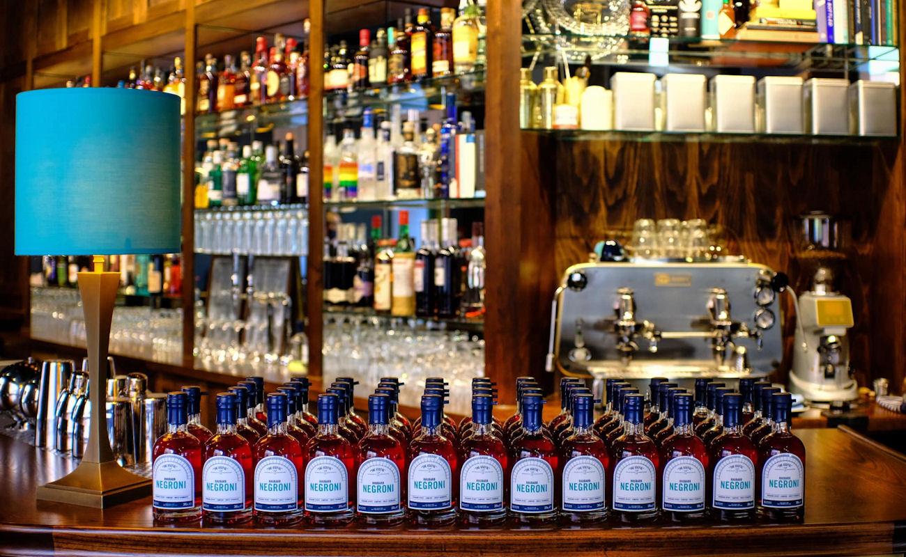 Schofield's Bar Manchester
