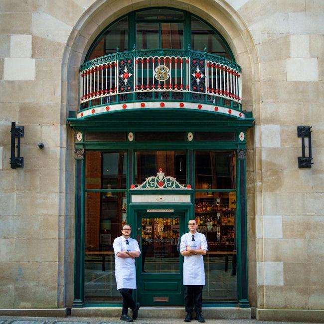 New Manchester Bars - Schofield's Bar Manchester