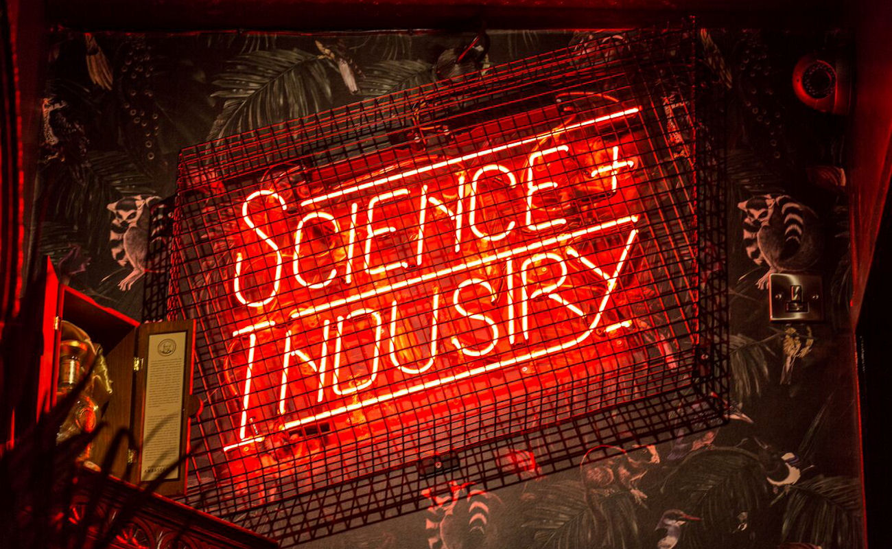 Science & Industry - Cane & Grain Manchester