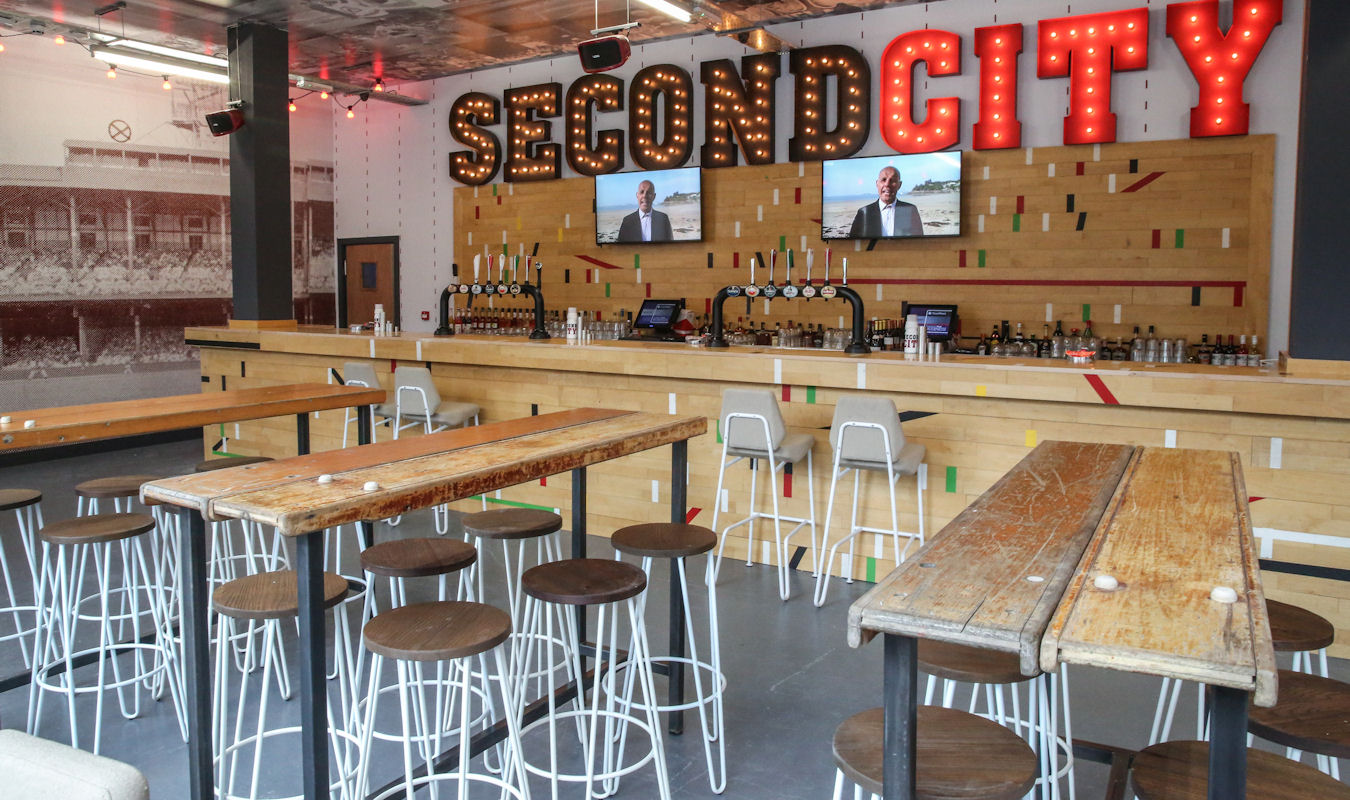 SecondCity Bar Manchester