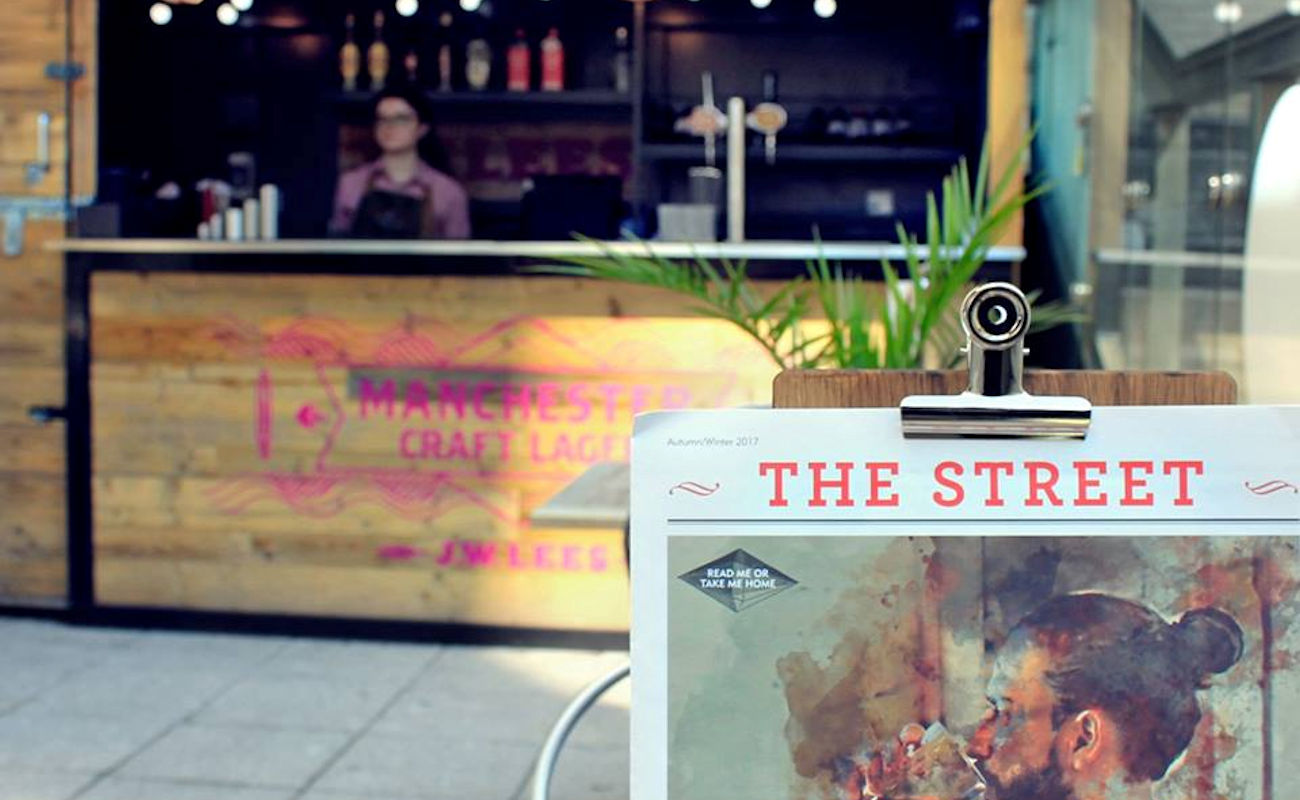 Store Street Manchester