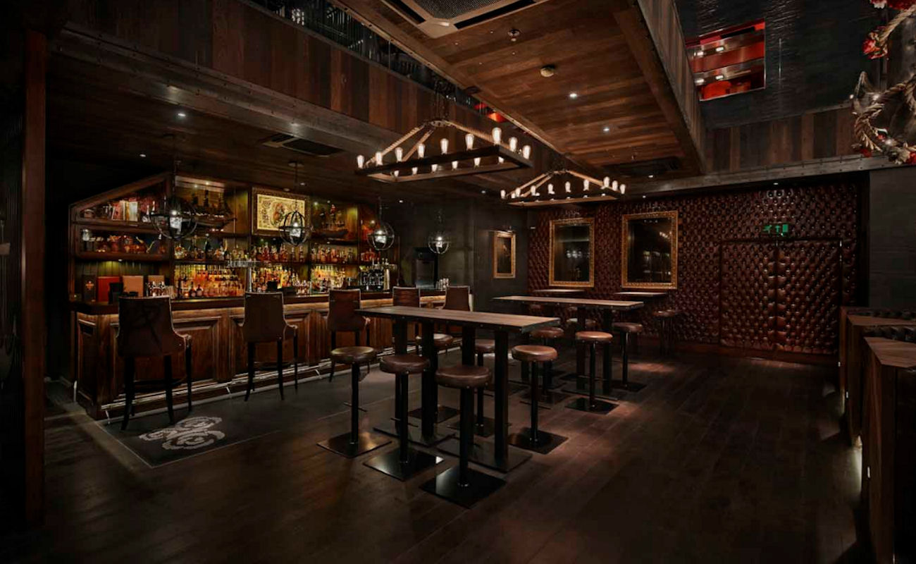 Bars near Manchester Opera House ~ Tattu Manchester