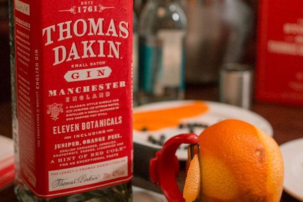 Thomas Dakin Manchester Gin