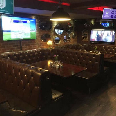 Sports Bars Manchester - Tib Street Tavern
