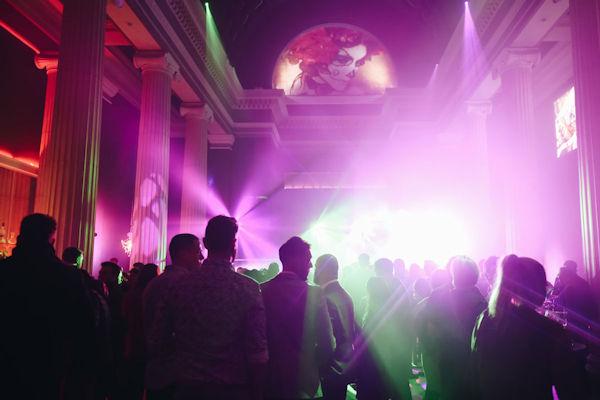 Manchester Opera House Bars ~ Vanitas